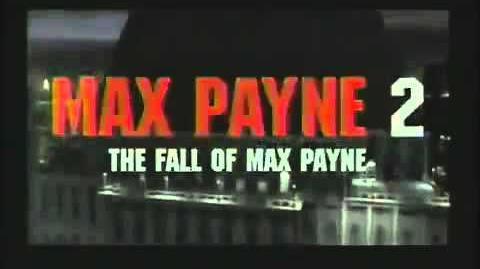 Max Payne 2 The Fall of Max Payne - USA TV Ad