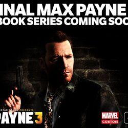 Cómics de Max Payne 3