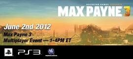 Evento multijugador - 2 junio 2012