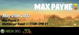 Evento multijugador - 25 mayo 2012