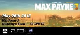 Evento multijugador - 26 mayo 2012