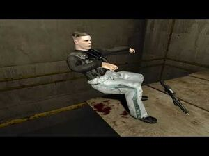 Max Payne 2- The Fall of Max Payne (2002) - The Genius of the Hole -4K 60FPS-