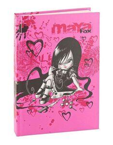 Rainbow-Maya-Fox-diary