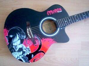 Rainbow-Maya-Fox-Eko-acoustic-guitar-closeup