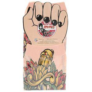 Rainbow-Maya-Fox-wrist-tattoo