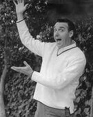 Jim Nabors Waving