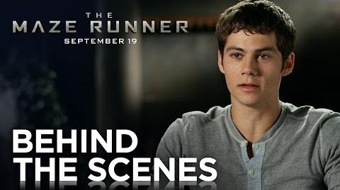 "The Maze Runner ""Meet the Gladers"" Featurette HD 20th Century FOX"