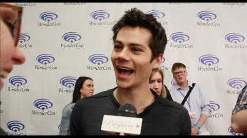 Dylan O'Brien talks leading 'The Maze Runner'