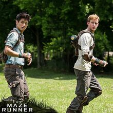 Runners Minho & Ben