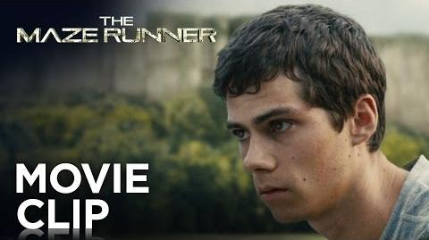 "The Maze Runner ""Let Me Show You"" Clip HD 20th Century FOX"