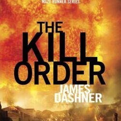 James dashner kill order.jpeg