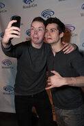 Will Poulter and Dylan O Brian