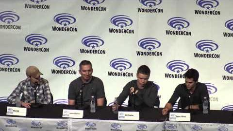The Maze Runner panel WonderCon 2014