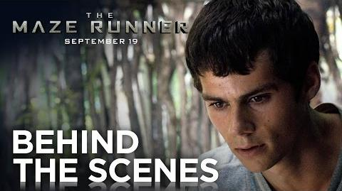 "The Maze Runner ""Making The Maze"" Featurette HD 20th Century FOX"