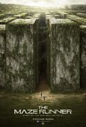 Mazerunner officialposter