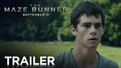 The Maze Runner Official Trailer 2 HD 20th Century FOX