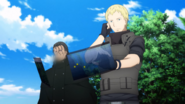 Subtilizer ordering PoH to maintain his position - Alicization E01