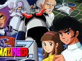 Mazinger Z (Series)