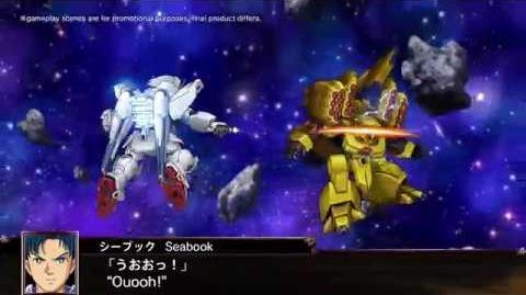 PS4, PS Vita Super Robot Wars X - First Announcement PV
