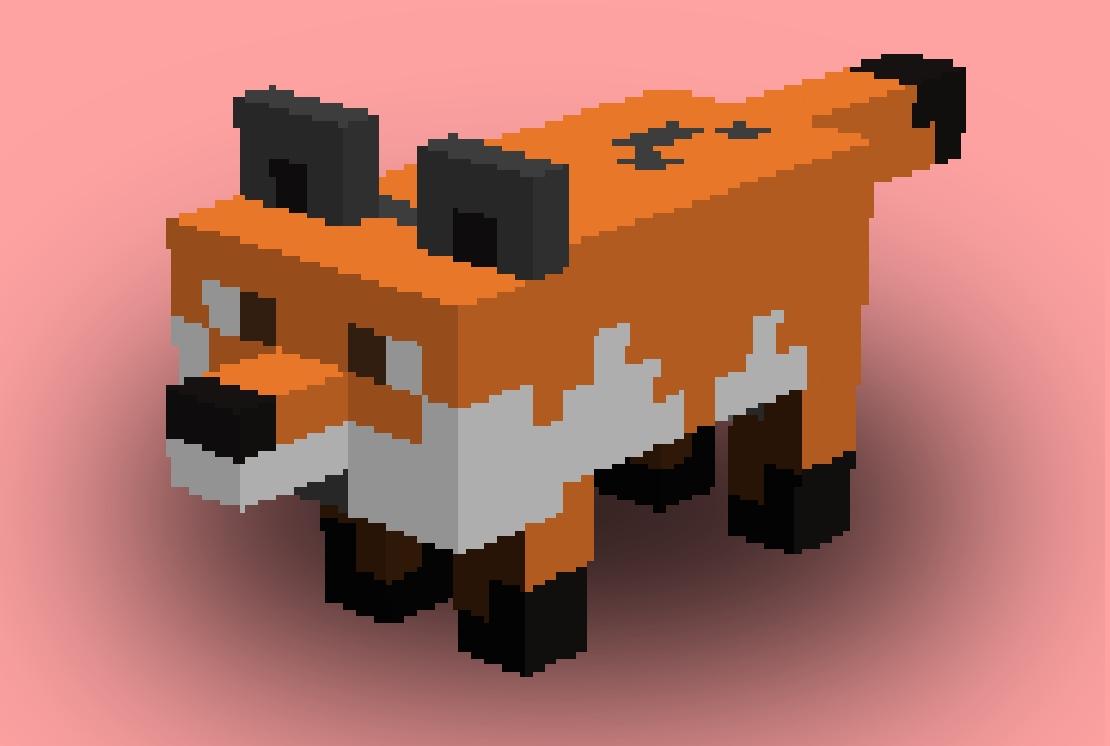 Fox  Minecraft Ideas Wiki  Fandom