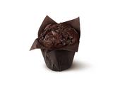 Muffin z czekoladą