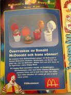 Överraskning Ronald McDonald