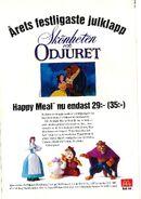 Skönheten & Odjuret 1992 001