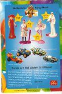 Barbie & Hot Wheels 1999