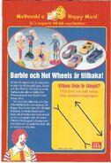Barbie & Hot Wheels 1996 001