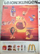 Lejonkungen 2003