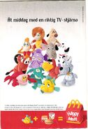 Disney Kramdjur 001
