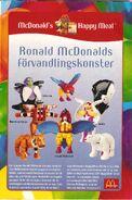 Ronald McDonald - Transformers 001