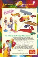 Barbie & Hot Wheels 1998 001
