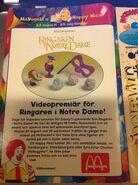 Ringaren i Notre Dame 1997