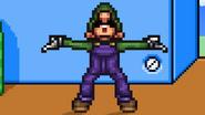 Luigi Cyclone ending