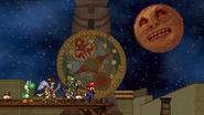 Look, it's The Moon
