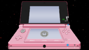 3DS Pearl Pink