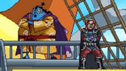Ganondorf and Jinbe