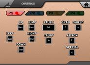 SSF2 Demo Control menu v0.8