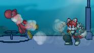 Friendly Fire (Team Attack)