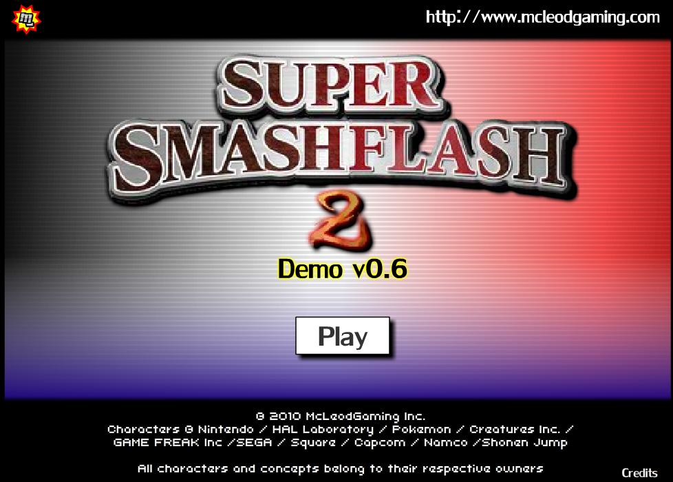 super smash flash 2 demo v0 6 online game
