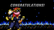 SSF2 - All-Star mode - Kirby (early)