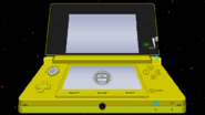 3DS Yellow
