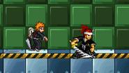 Ichigo and Renji 2