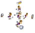 Rayman aerials