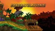 SSF2 - Classic mode - Donkey Kong