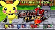 Pichu gameplay SSF2 Beta @ Super Smash Con 2017 (All Footage)