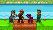 SSF2 - Classic mode - Luigi (early)