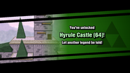 Notice - Hyrule Castle
