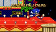 SSF2 - Classic mode - Sonic